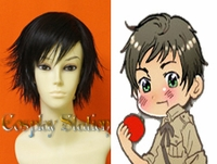 Hetalia Axis Powers Cosplay Spain Cosplay Wig