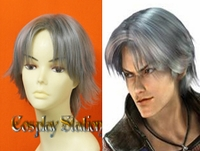 Tekken 6 Lee Chaolan Custom Made Cosplay Wig