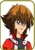 Yu Gi Oh! GX Jaden Yuki Custom Made Cosplay Wig