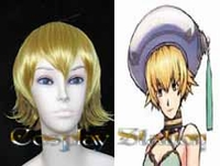 .Hack // G.U Atoli Blond Cosplay Wig