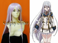 Chrome Shelled Regios Felli Loss Cosplay Wig