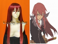 Tales of Symphonia Richter Abend Cosplay Wig