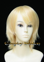 Medium Blonde Cosplay Wig