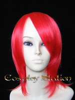 Medium Red Cosplay Wig