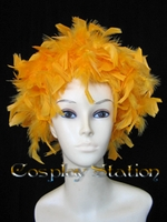 Feather Cosplay Wig