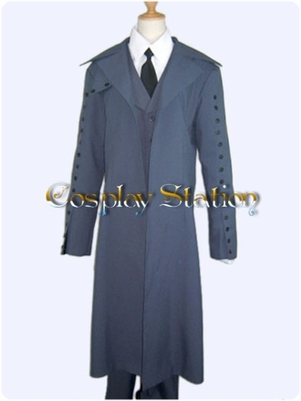 No More Heroes Henry Cosplay Costume