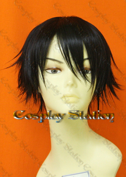 Darker than Black Cosplay Hei Custom Made Cosplay Wig