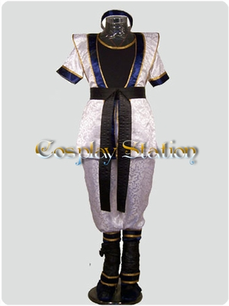 Dead or Alive Hayate Cosplay Costume