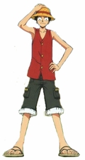 """One Piece Cosplay Luffy Cosplay Costume_<font color=""""red"""">New Arrival!</font>"""