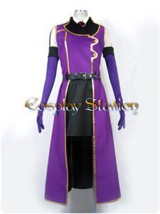 Code Geass Villetta Nu Cosplay Costume