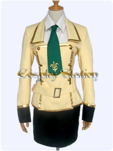 Code Geass Milly Ashford Cosplay Uniform Costume