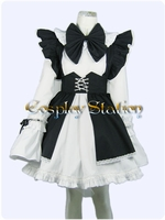 Maid Dress Cospay Costume
