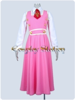 Code Geass Nunnally Lamperouge Cosplay Costume
