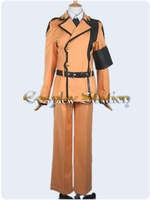 Code Geass Lloyd Asplund Cosplay Uniform Costume