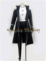 D.Gray Man Jasdero/Debitto Cosplay Costume