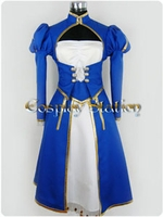 Fate/stay night Saber Cosplay Costume
