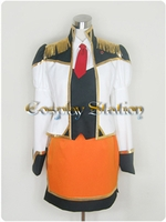 Galaxy Angel Apricot Sakuraba Cosplay Uniform Costume