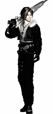 Final Fantasy XIII Squall Leonhart Cosplay Costume