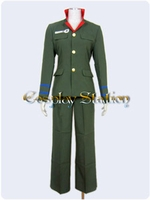 Katekyo  Home Tutor Hitman Reborn! Cosplay Uniform