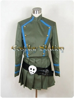 Katekyo Home Tuitor Hitman Reborn! Dokuro Chrome Cosplay Costume