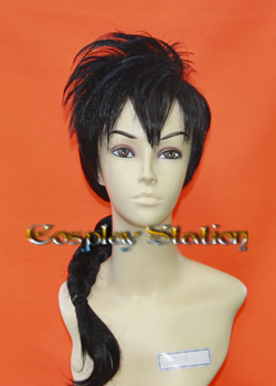 Ranma � Ranma Saotome Male Version Commission Cosplay Wig