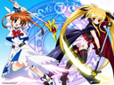 Magical Girl Lyrical Nanoha Cosplay