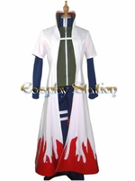 Naruto Fourth Hokage Yondaime Cosplay Costume