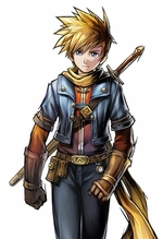 Golden Sun Dark Dawn Matthew Cosplay Costume