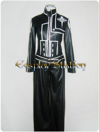 D.Gray Man Cosplay Uniform Costume