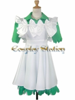 Shugo Chara Amulet Clover Cosplay Costume