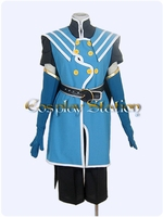 Tales of the Abyss Jade Curtiss Cosplay Costume_Latest Design!