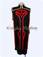 Tales of the Abyss Asch the Bloody Cosplay Costume