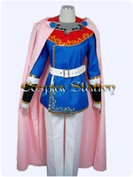 Tales of Destiny Leon Magnus Cosplay Costume