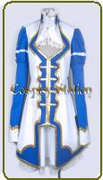 Trinity Blood Lady Dress Cosplay Costume