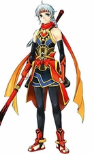 """Suikoden 5 Prince Freyjadour Falenas Cosplay Costume_<font color=""""red"""">New Arrival!</font>"""