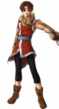 """Suikoden II Cosplay Riou Cosplay Costume_<font color=""""red"""">New Arrival!</font>"""