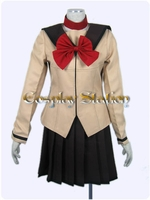 DearS Girl School Uniform Cosplay Costume