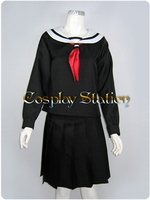 Hell Girl School Uniform Cosplay Costume