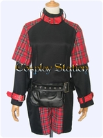 Togainu no Chi True Blood Rin Cosplay Costume