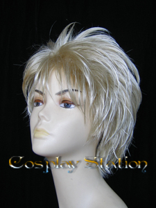 Vampire Knights Blond Cosplay Wig