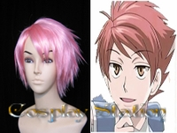 Ouran High School Host Club Cosplay Hikaru Hitachii Cosplay Wig