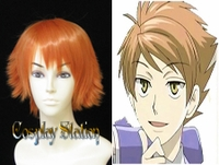 "Ouran High School Host Club Cosplay Hikaru Hitachii Cosplay Wig_<font color=""red"">New Arrival!!</font>"