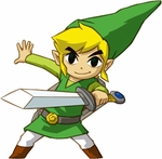 The Legend Of Zelda The Wind Waker Link Cosplay Costume
