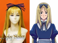 Hetalia Axis Powers Belarus Cosplay Wig