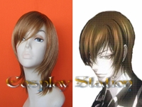 Trinity Blood Rosen Kreuz Orden Brown Cosplay Wig