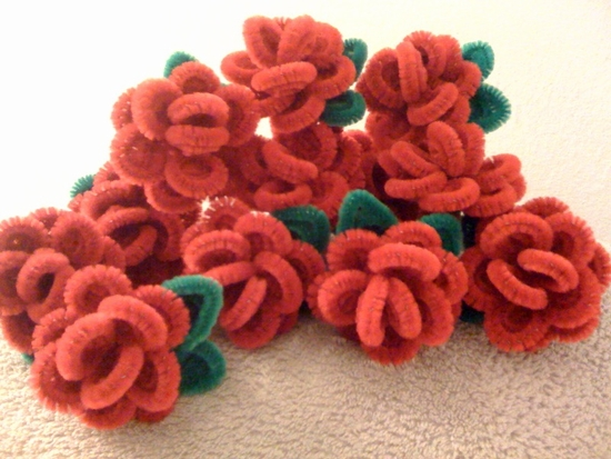 Rose Ring - 12 Pack
