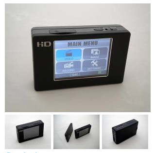 PV-500 ECO Micro Pocket Motion Activated DVR Built-in Memory