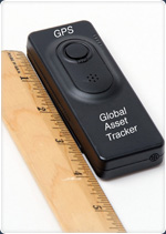 GPS Global Asset Tracker-3 Year Battery-No Monthly Fees - Real Time