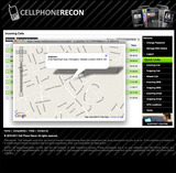 Cellphone Recon Spy Software Phone Tracker Text Message Reader