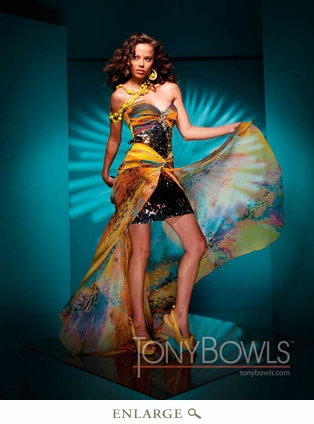 Tony Bowls Prom Dress 111725